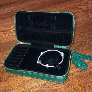 Pandora Snowy Wonderland Charm Bracelet Gift Set